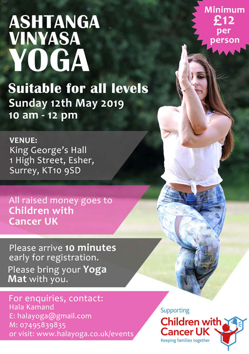 Yoga for Charity