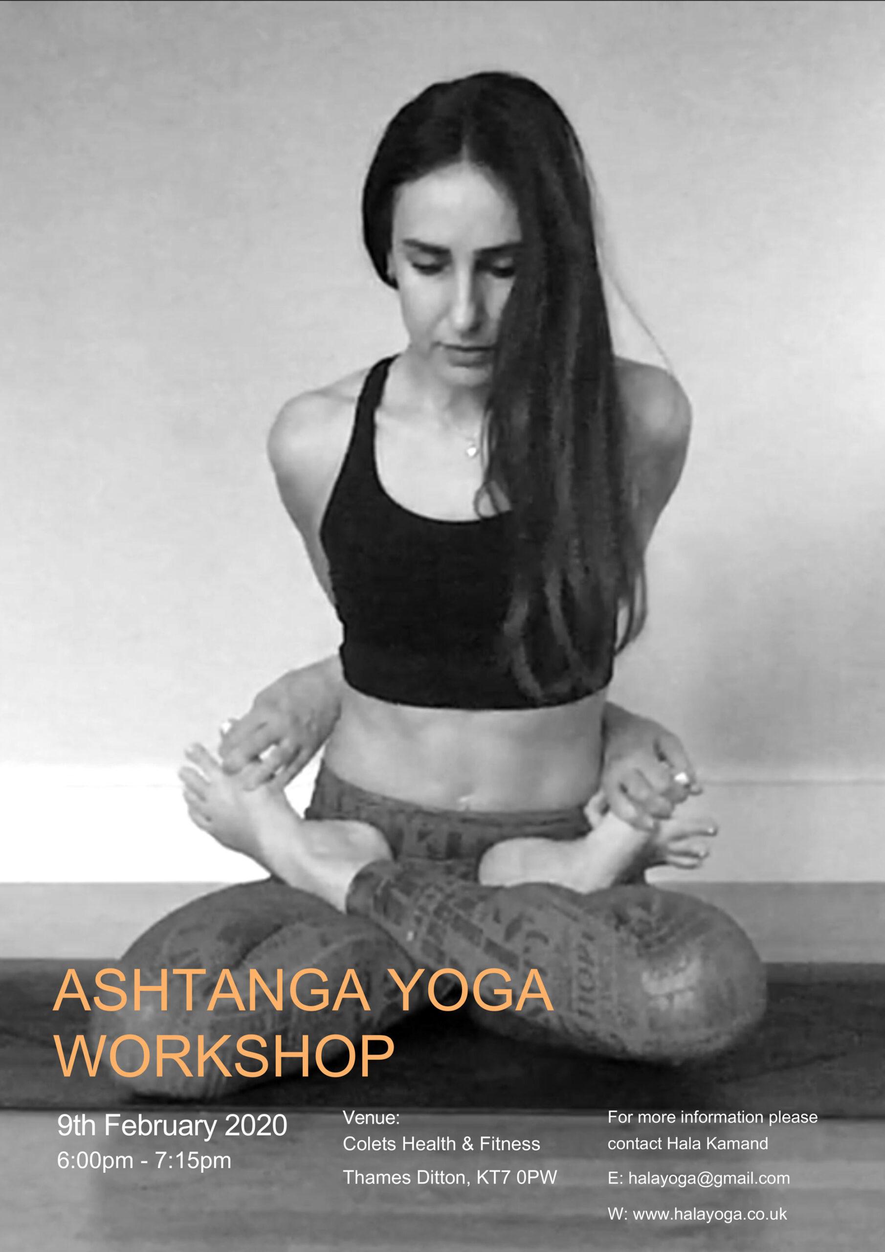 Ashtanga Yoga Workshop